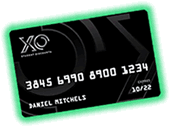 XO Student Discounts Card
